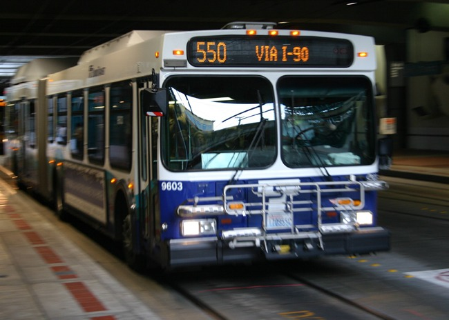 Sound Transit Bus System, Seattle: Provided project and construction management, design support services for this bus and rail system, including intelligent transportation systems, automated passenger counting system, infrared signage wayfinding system for the visually impaired, including integration with the Seattle Tacoma Airport. LA prepared the sampling plan as required by the FTA, and provided analysis and review of APC reports for the automated passenger counting system. LA prepared an evaluation report for review of passenger wayfinding systems deployed nationwide, including evaluation of the infrared signage prototype system, which was submitted to Congress.