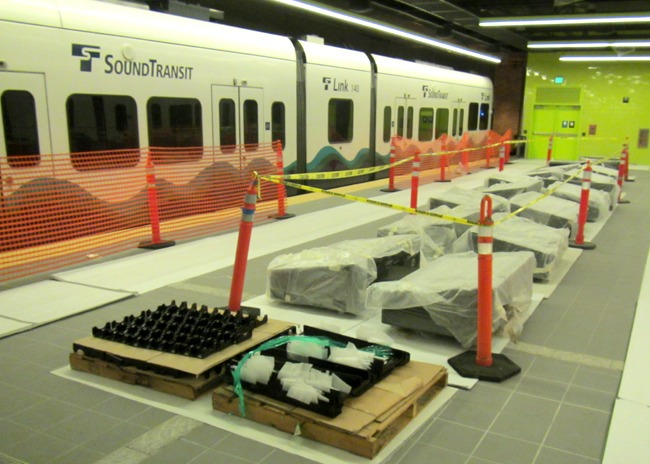 Sound Transit University Link (LRT Subway), Seattle: Provided construction management support and systems inspection, as well as testing and commissioning support for communications, signal system, systemwide electrical and integration with the existing fiber optic network, overhead contact system, traction power substations, track, tunnels, and stations. Subsystems included the fiber optic network, tunnel/cross passage and underground communications systems, radio/data systems, fire alarm, tunnel ventilation, SCADA/train control/signals, passenger information systems, variable message signs, public address systems, cross passage, control stations/central control hardware/software, CCTV system, and emergency telephones.