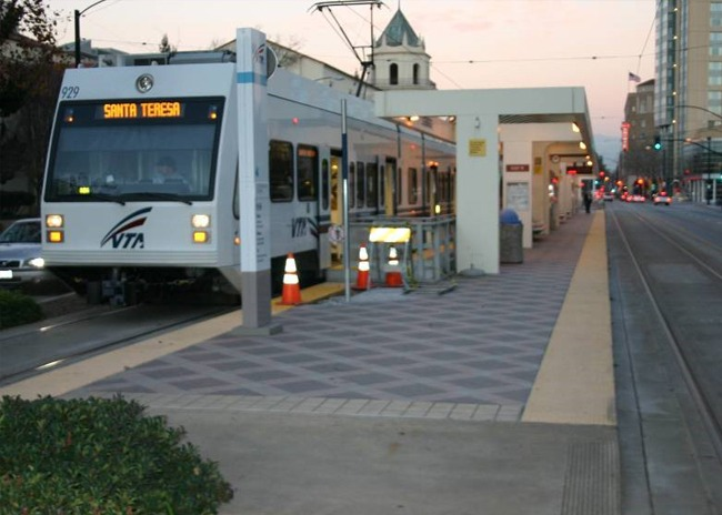 VTA Light Rail System Systemwide Improvements 20+ Projects), San Jose, Santa Clara VTA: LA completed more than 20 planning, design and construction management projects outside of line extension projects, for existing system upgrades including: North & South Line PA/communications upgrade design (Guadalupe), San Jose/VTA Traffic Controller network, TVM/Translink planning & design, TVM/Network design, VTA Administrative/O&M Network links, Operations Control Center Overview Display/Console ergonomics, UPS Power System for OCS control circuits, Train Identification System/Signals TWC design Younger Yard/South Line, Fiber Cabling planning systemwide, WiFi/WiMesh/WiMax site investigation, preliminary design and feasibility study systemwide; Centralized Traffic Control compiled systemwide georeferenced/GIS base map, SCADA upgrade planning, TVM network separation planning, PA site & sound quality survey & report for all stations, SCADA central control programming/configuration, SCADA 65 Node Network CPUC Safety/Security Certification, Legacy SONET System Removal/As Built Preparation/Cable Management (65 sites), Fiber Optic Network design Trankslink/IT/CCTV (65 sites), Smart Corridor planning and coordination with the city of San Jose and county of Santa Clara, and Control Center Upgrades. The VTA system has 42 miles of light rail, with 100 light rail vehicles.