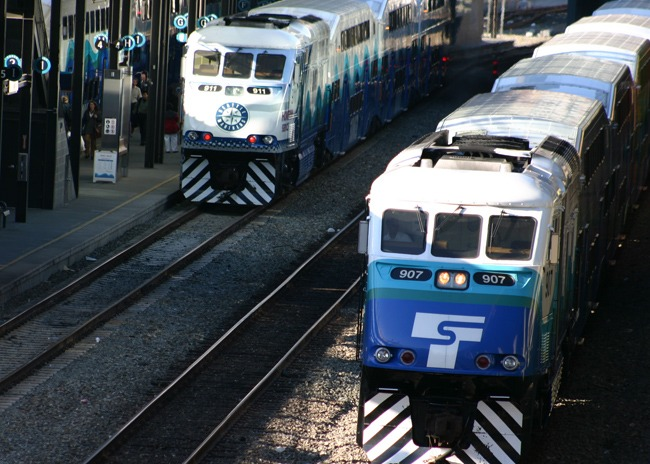 Sounder Commuter Rail System (Systemwide), Seattle: Provided project and construction management, design support services for this commuter rail system, including communications systems, infrared signage for passenger stations and vehicles, the transit system includes 83 miles of track, 12 passenger stations and 38 vehicles.